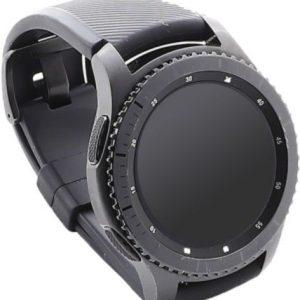 Samsung Gear S3 Frontier Good Watch - Black (SM-R760NDAAXAR)
