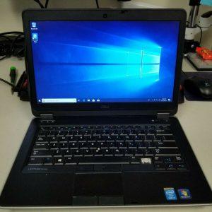 """Dell Latitude E6440 14"""" Laptop computer i5 4310M 2.7Ghz 8GB 500GB Home windows 10 Professional"""