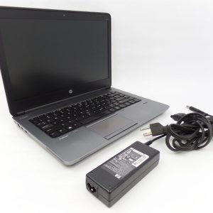 """HP ProBook 645 G1 14""""  HD AMD A6-5350M 2.9GHz 8GB 120GB SSD W10H Laptop computer U"""