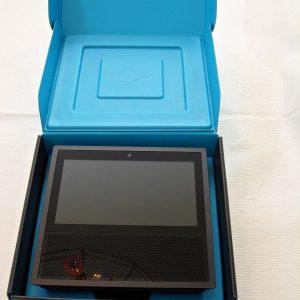 * NEW OPEN BOX * Amazon Echo Present 1st Gen - Black