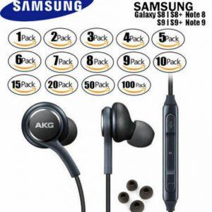 NEW Orginal Real Samsung AKG Stereo Headphones Earphones In Ear Earbuds Lot