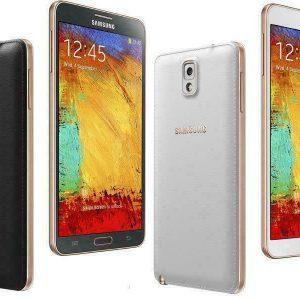 New Sealed Samsung Galaxy Notice three N9005 16GB/32GB AT&T Unlocked 4G LTE Smartphone