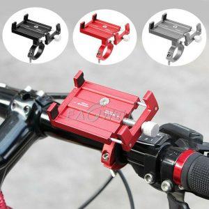 For Samsung S10 S9 Note9 Aluminum Motorbike Bike Bicycle Holder Mount Handlebar