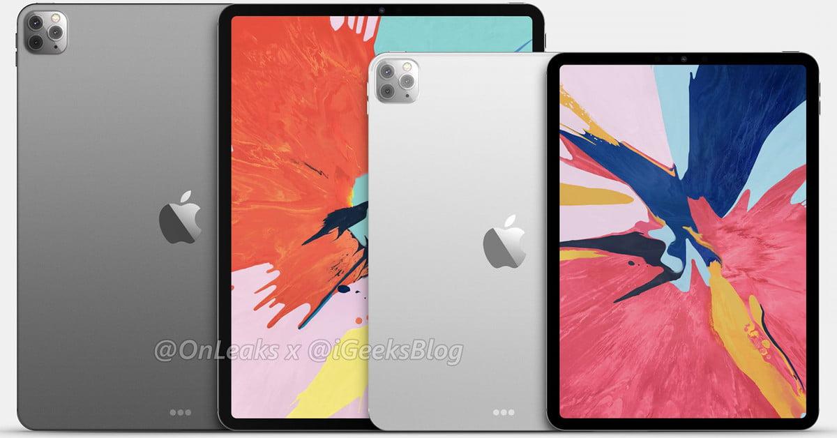 Will Apple's 2020 iPad Execs Sport a Triple Digital camera?